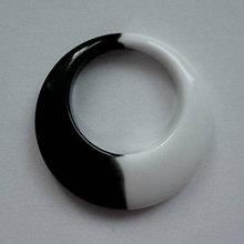 Korálky - Plastový prívesok 34mm-1ks - 8641556_