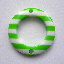 Korálky - Plast.krúžok 30mm-1ks - 8641777_
