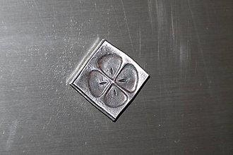 Magnetky - Štvorlístok magnetka - 8640693_