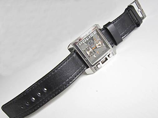 e9f01d5f1 Kožený remienok na hodinky POLICE / leon - SAShE.sk - Handmade Náramky