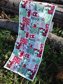 Úžitkový textil - Vianočná štola - 8647683_