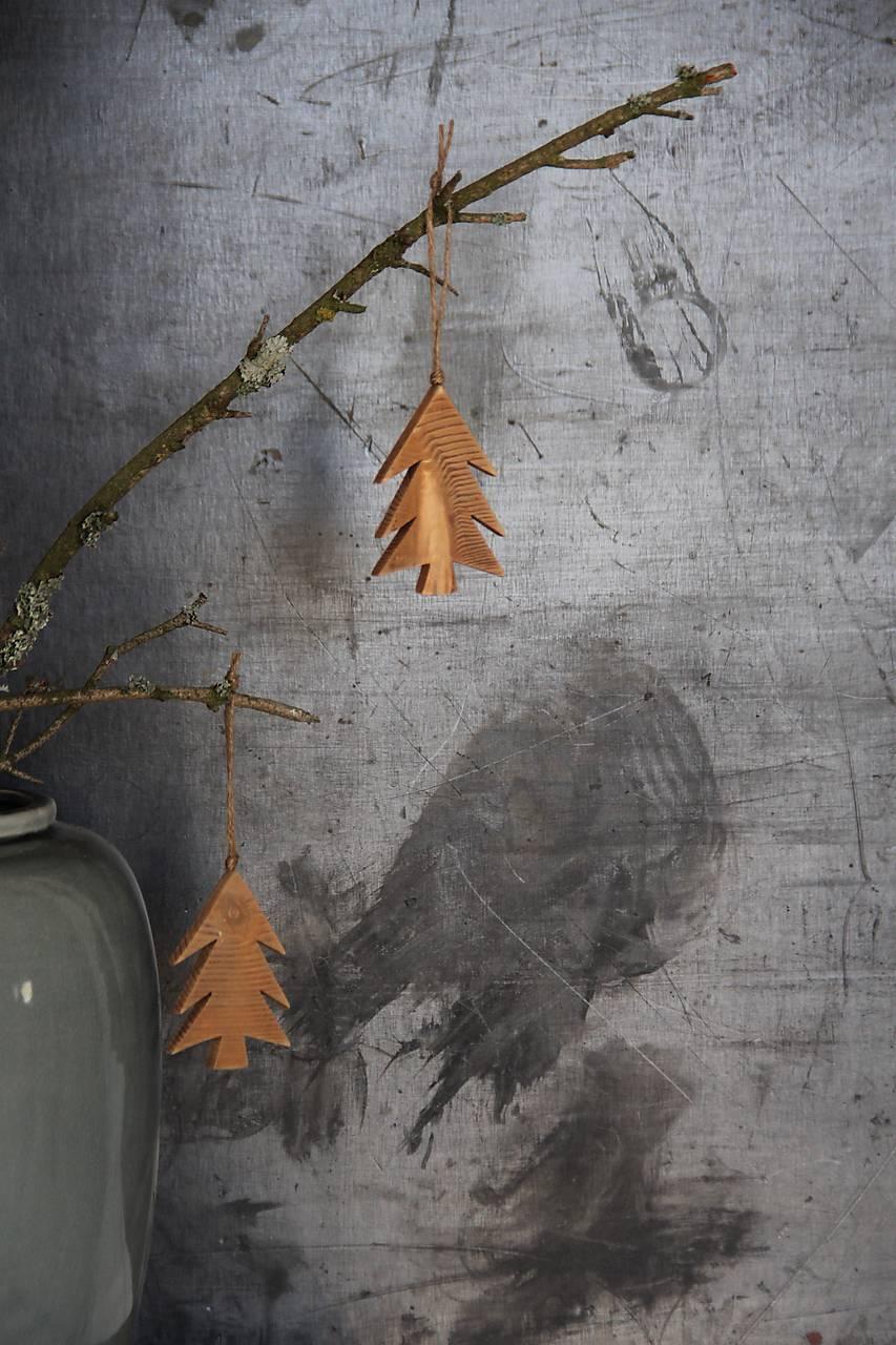 Ostrý stromček