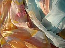 Šály - Motýlie rozprávkovo - 8647160_