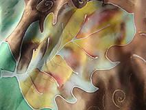 Šatky - Jesenná Devodiva - 8647207_