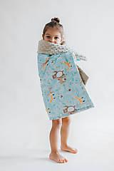 Textil - Minky deka / paplónik