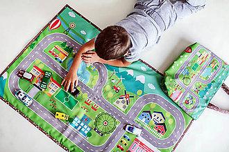 Hračky - Hracia deka