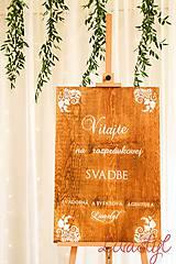 - Svadobná tabuľa
