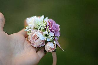 Náramky - Vôňa ruží - 8651160_