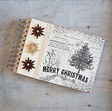 Papiernictvo - Moje prvé Vianoce / fotoalbum - 8650205_