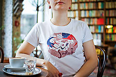 Tričká - SAShE tričko PÁNSKE veľ. M a L (M) - 8649227_