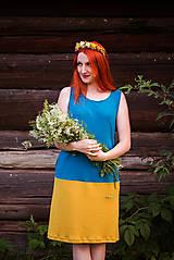 Šaty - Dvojfarebné šaty - 8649105_