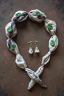 Sady šperkov - Hodvábny set Romantic - 8456542_
