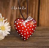 Little Heart dots / 3D