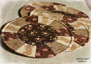 """Úžitkový textil - prestierania """"southern vintage"""" - 8648451_"""