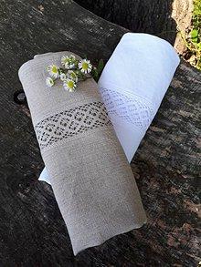 Úžitkový textil - Sada kuchyských utierok Grandma's Memories - 8651167_