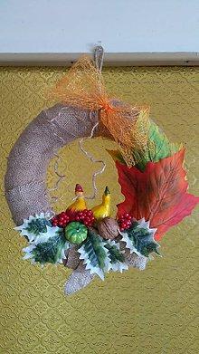 Dekorácie - jesený I. - 8654910_
