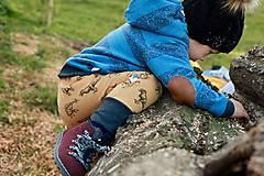 Detské oblečenie - Tepláčky DINO - 8652706_