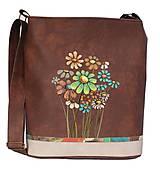 Veľké tašky - 796 - hnědá - 8651880_