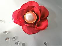 Iné doplnky - Saténový kvet - 8654706_