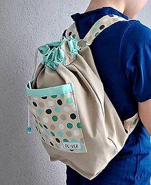 Detské tašky - Objednávka pre p. Silviu - 8653605_