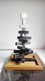 Hračky - Čierno-biele hranolky - 8654245_