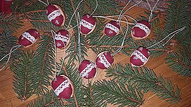 Dekorácie - Oriešky z chalúpky 2 - 8653317_