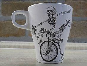 Nádoby - Hrnček - Cyclists Forever - 8654571_