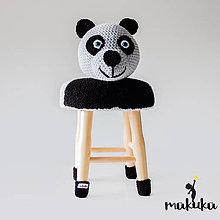 Nábytok - Panda Bao - 8651938_
