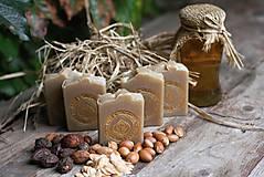 Drogéria - HODVÁBNY ARGAN - tuhý prírodný šampón - 8652640_