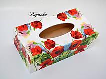 - Box na vreckovky - 8653601_