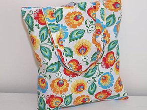 Nákupné tašky - ...folková... - 8652160_