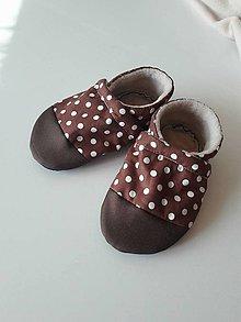 Topánočky - capačky pre lezúňov - 8652136_