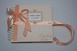 Papiernictvo - Svadobný fotoalbum - 8659342_