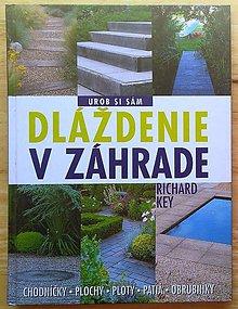 Návody a literatúra - Dláždenie v záhrade, Urob si sám - 8659574_