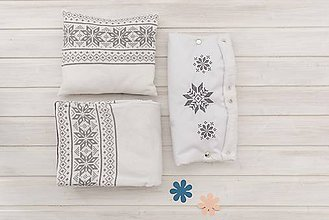 Textil - Detská súprava ,,Folk
