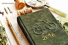 Papiernictvo - Na bicykli v roku 2018  - 8658897_