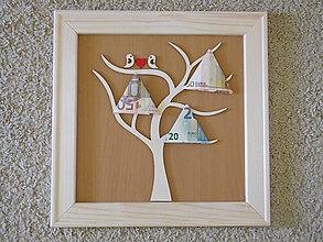 Dekorácie - svadobný dar pre mladomanželov - 8658035_