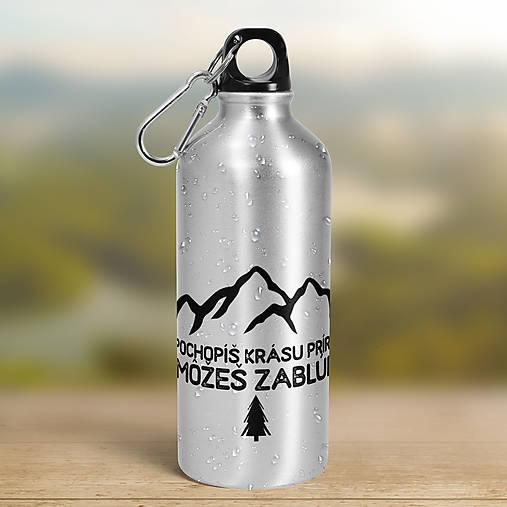 Turistická fľaša