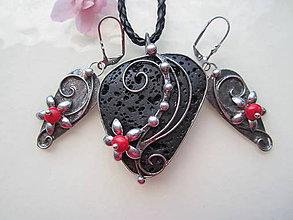 Sady šperkov - Pre diablicu - 8659275_