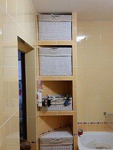 Košíky - Atypická kúpeľňová zostava LENKA - 8658660_