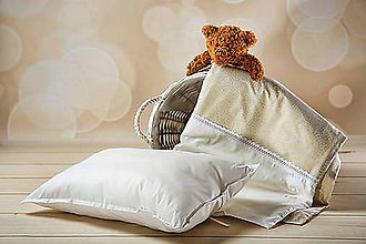 Textil - Detská posteľná bielizeň 130 x 90 cm - 8658042_