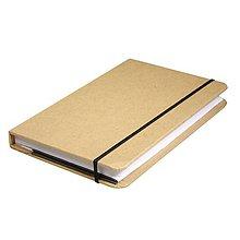 Polotovary - Kreatívny zápisník 2 ks. - 9x14x1,5 cm - 8662715_