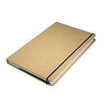 Polotovary - Kreatívny zápisník 2 ks. - 13x21x1,5 cm - 8662760_