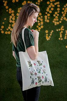 Nákupné tašky - SAShE taška (Zmes) - 8662112_