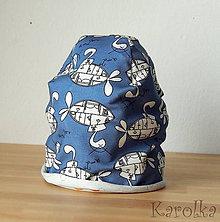 Detské čiapky - Detská čiapka - Okolo sveta - 8660620_