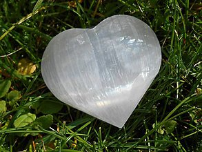 Minerály - selena heart - 8660814_