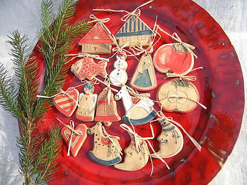 Dekorácie - Vianočné ozdôbky - 8660295_
