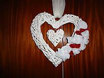 svadobné srdce I.