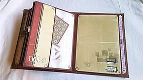 Papiernictvo - Veľký TRAVEL album pre párik cestovateľov - 8661198_