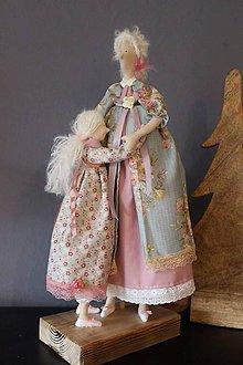 Bábiky - V maminom nárúči - 8663544_